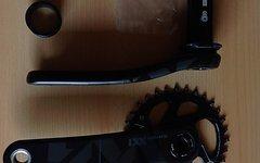SRAM XX1 Eagle BB30 / PF30 (Boost / 175mm / 32 Zähne)