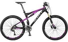 Scott Ladies Only Bike Contessa Spark (M)