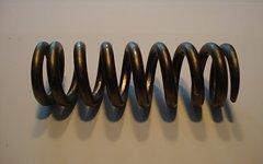 Gerade5 Titanfeder 400x3.00 Einbaulänge 241mm