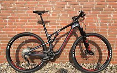 Rocky Mountain Element RSL Custom 2017, SRAM Eagle X01