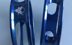 Superlight Spacer 1 1/8 Blau