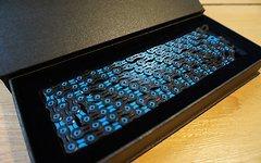 KMC X11 SL DLC 11-fach Kette schwarz/blau