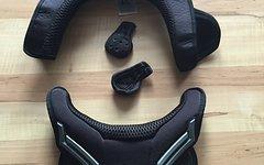 Leatt Brace DBX 4 Padding schwarz