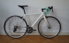 Cannondale CAAD10 women's 105 2015