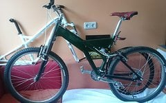 Specialized Ground Control Extreme Fully kompl. Shimano XT