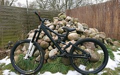 """Rocky Mountain Switch Stealth S 16.5"""" Fast alles neu! -1 Zustand!"""