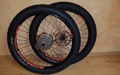 Syncros X 40 27,5 Plus BOOST Laufradsatz mit 3.0 Reifen