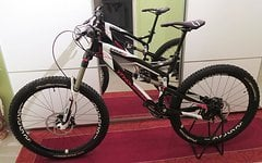 YT Industries WICKED PRO 650B 2014 Medium