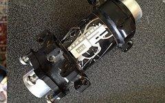 Fulcrum Nabe Vorderrad 2in1 spoke Ratio 110x20 Thru Axle neuwertig versandkostenfrei!