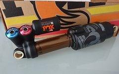 Fox Float X2 Factory Series, 241 x 76mm, 2017er Modell