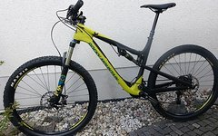 Rocky Mountain Thunderbolt 770 MSL 2016, lemon/black (M)