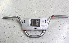 Pro Radix BMX Lenker 710mm Ø22.2mm - Silber