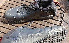 Five Ten Impact VXi 5.10 | Mi6 Sohle | EU 46,5 | US 12,5 | UK 11,5 | CM 305 | SKU 5126 | schwarz rot Schuhe | black red Shoes