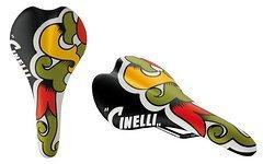 Cinelli Crest Sattel 230g - NEU -