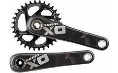 SRAM X01 Direct Mount GXP 11-fach Kurbelgarnitur