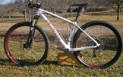 Specialized Stumpjumper HT Expert Carbon 29 2013 in 17,5 Zoll
