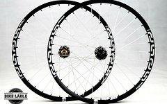 E*thirteen TRS+ Laufradsatz mit Hope Pro 4 Evo Naben 650b