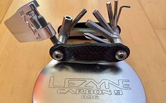 Lezyne Carbon 9 Multitool