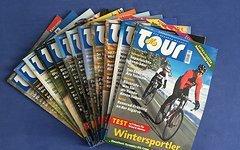 Tour rennrad magazin jahrgang 2008 komplett 12 hefte top zustand