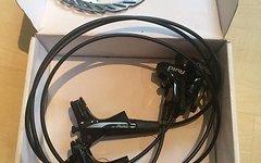 Avid DB 3 Bremsanlage VR + HR inkl. Scheiben