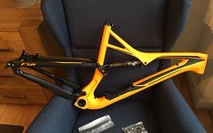 Specialized Stumpjumper 27.5 Carbon Gr.L Rahmen - neu 2016
