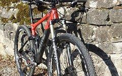 """BMC Fourstroke FS02 XT/SLX 29"""" 2014"""