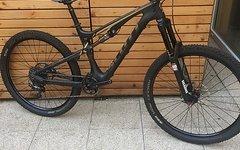 Scott Genius 700 Premium M Custom 10,64kg Sram XO1