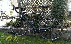 Bulls Carbon Rennrad 56cm mit Dura Ace, Ultegra SRAM Red - viele Neuteile