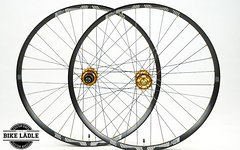 E*thirteen TRS+ Laufradsatz 650b 27,5 Zoll mit NOA-Bl-EVO BOOST Naben Tubeless Ready
