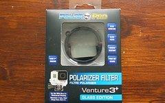 Gopro Polarpro Polarzer Filter für Gopro Hero 3 3+ 4 Standard Gehäuse M40 Schutzfilter