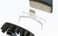 Shimano Bremsbelag ICE-TEC Metall F03C mit Kühlrippen