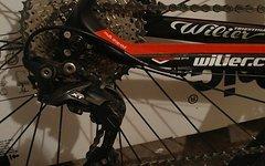 Wilier Triestina Wilier 501 xn Carbon np 2600€ Garantie rox 6.0 tacho kopl. XT 29er