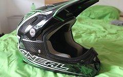 O'Neal Spark Carbon Helm Gr. XS 53/54 cm
