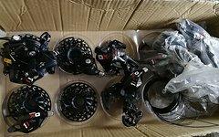 SRAM X01 DH-fach Parts NEU
