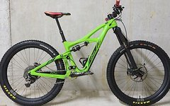 Ibis Mojo Hd3 Chris King Race Face feine Teile