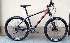 Focus Raven 27r 5.0 - Carbon - 2014 - NEU - 30G - M