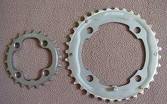 FSA Kettenblätter 64/104 mm, 22-36 Zähne