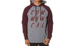 Commencal HOODIE BURGUNDY CORPORATE 2016 NEU L