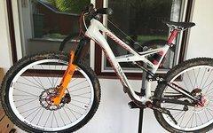 Spank Subrosa 30 Evo Al Novatec Naben Laufradsatz wie neu