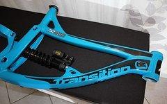 Transition TR500 Fox DHX2