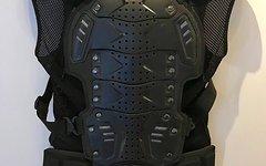 Fox Protektoren-Weste Titan Sport, XL, schwarz, neuwertig