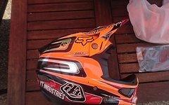 Troy Lee Designs TLD D3 Carbon Downhill Helm, Gr. M!!!