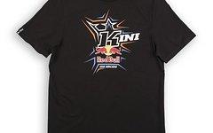 Kini Red Bull Spikes T-Shirt Black L