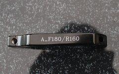 Marke Unbekannt VR Adapter IS/PM 180mm Schwarz