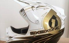 661 SixSixOne Sixisxone Axcel Helm (57-58 cm)