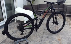 Specialized Camber Comp Carbon 29 2016 Gr. M