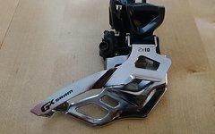 SRAM GX Umwerfer, 2x10, 36-38 T, direct mount