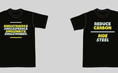 B2302 T-Shirts - Single... und Reduce Carbon