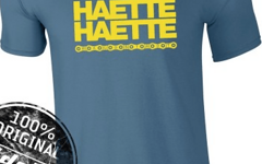 "Waldstadt ""Haette Haette Fahrradkette"" blau"