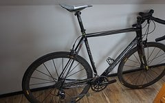Cannondale Super Six Evo High Mode Rahmen